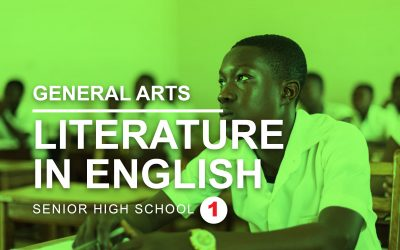 SHS 1 Literature In English