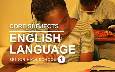 SHS 1 English Language
