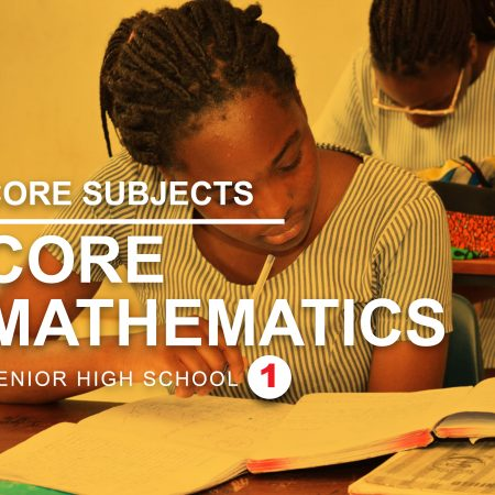 SHS 1 Core Mathematics