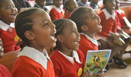 Kenyan school children are way more educated than their Nigerian and South African peers