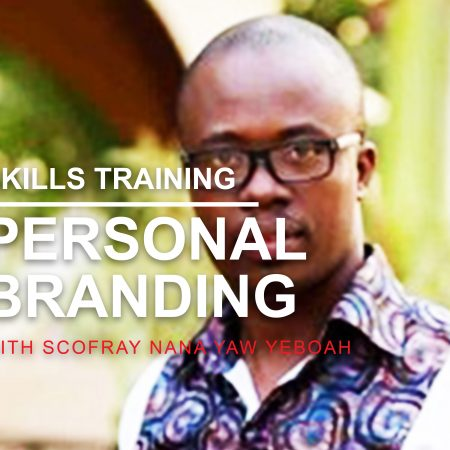 Personal Branding with Scofray
