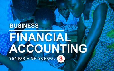SHS 3 Financial Accounting