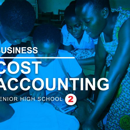 SHS 2 Cost Accounting