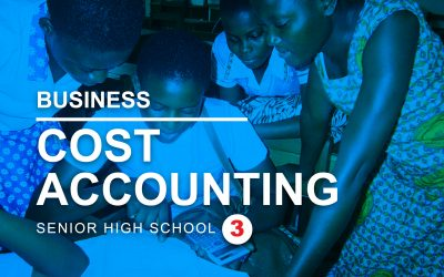 SHS 3 Cost Accounting