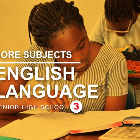SHS 3 English Language