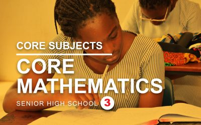 SHS 3 Core Mathematics