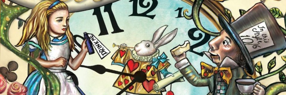 Alice's Adventures in Wonderland – Lewis Carroll
